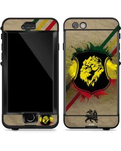 Lion of Judah Shield LifeProof Nuud iPhone Skin