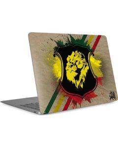 Lion of Judah Shield Apple MacBook Air Skin