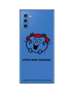 Little Miss Giggles Galaxy Note 10 Skin