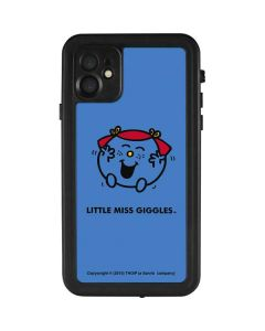 Little Miss Giggles iPhone 11 Waterproof Case