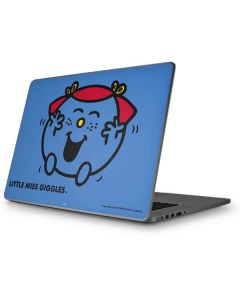 Little Miss Giggles Apple MacBook Pro 17-inch Skin