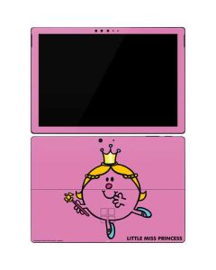 Little Miss Princess Surface Pro 7 Skin