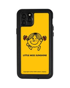 Little Miss Sunshine iPhone 11 Pro Max Waterproof Case