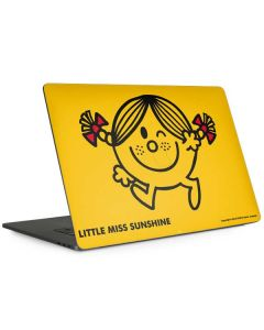 Little Miss Sunshine Apple MacBook Pro 15-inch Skin