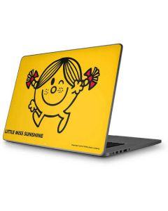 Little Miss Sunshine Apple MacBook Pro 17-inch Skin