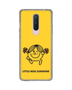 Little Miss Sunshine OnePlus 8 Clear Case