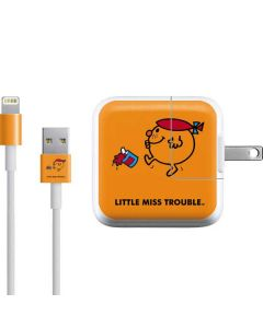 Little Miss Trouble iPad Charger (10W USB) Skin