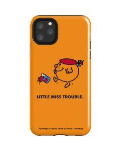 Little Miss Trouble iPhone 11 Pro Max Impact Case