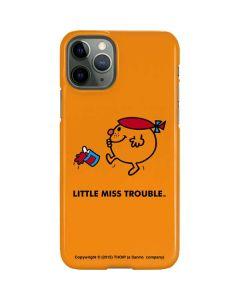 Little Miss Trouble iPhone 11 Pro Lite Case
