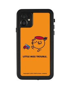 Little Miss Trouble iPhone 11 Waterproof Case
