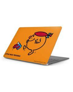 Little Miss Trouble Apple MacBook Pro 16-inch Skin