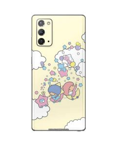 Little Twin Stars Floating Galaxy Note20 5G Skin