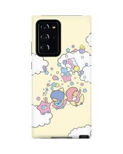 Little Twin Stars Floating Galaxy Note20 Ultra 5G Pro Case