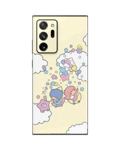 Little Twin Stars Floating Galaxy Note20 Ultra 5G Skin
