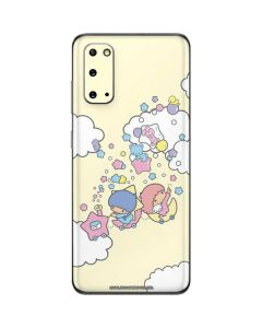 Little Twin Stars Floating Galaxy S20 Skin