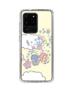 Little Twin Stars Floating Galaxy S20 Ultra 5G Clear Case