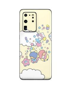Little Twin Stars Floating Galaxy S20 Ultra 5G Skin