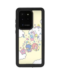 Little Twin Stars Floating Galaxy S20 Ultra 5G Waterproof Case