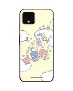 Little Twin Stars Floating Google Pixel 4 Skin