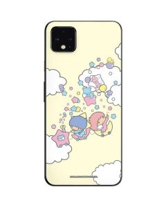 Little Twin Stars Floating Google Pixel 4 XL Skin