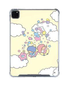 Little Twin Stars Floating iPad Pro 11in (2020) Clear Case