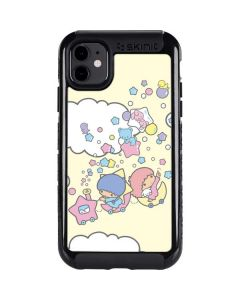 Little Twin Stars Floating iPhone 11 Cargo Case