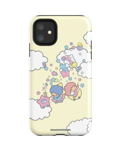 Little Twin Stars Floating iPhone 11 Impact Case