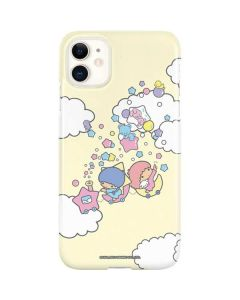 Little Twin Stars Floating iPhone 11 Lite Case