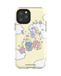 Little Twin Stars Floating iPhone 11 Pro Impact Case