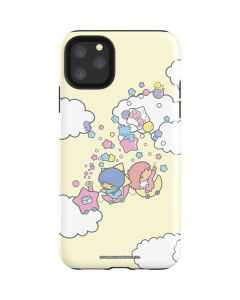 Little Twin Stars Floating iPhone 11 Pro Max Impact Case
