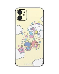 Little Twin Stars Floating iPhone 11 Skin