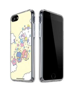 Little Twin Stars Floating iPhone SE Clear Case