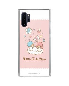 Little Twin Stars Galaxy Note 10 Plus Clear Case