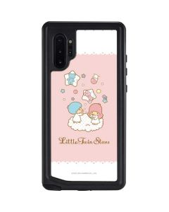 Little Twin Stars Galaxy Note 10 Plus Waterproof Case