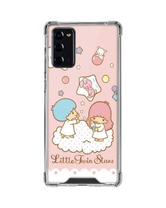Little Twin Stars Galaxy Note20 5G Clear Case