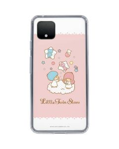 Little Twin Stars Google Pixel 4 Clear Case