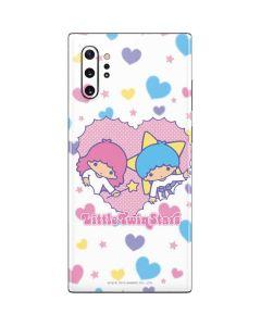 Little Twin Stars Hearts Galaxy Note 10 Plus Skin