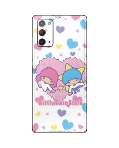 Little Twin Stars Hearts Galaxy Note20 5G Skin