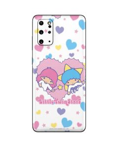 Little Twin Stars Hearts Galaxy S20 Plus Skin
