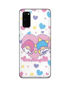 Little Twin Stars Hearts Galaxy S20 Skin