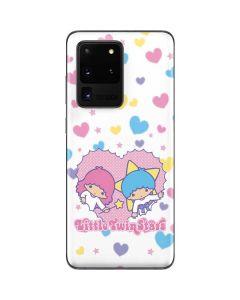 Little Twin Stars Hearts Galaxy S20 Ultra 5G Skin