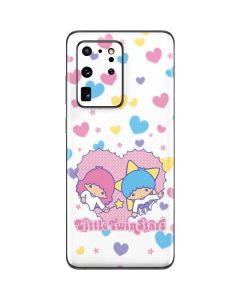 Little Twin Stars Hearts Galaxy S20 Ultra 5G Skin
