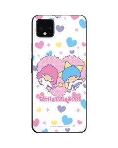 Little Twin Stars Hearts Google Pixel 4 XL Skin