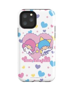 Little Twin Stars Hearts iPhone 11 Pro Impact Case