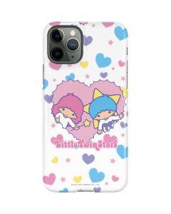 Little Twin Stars Hearts iPhone 11 Pro Lite Case