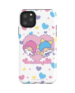 Little Twin Stars Hearts iPhone 11 Pro Max Impact Case