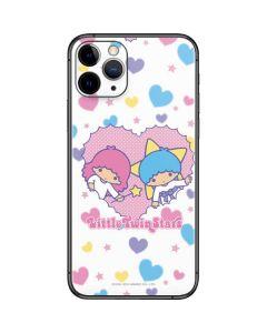 Little Twin Stars Hearts iPhone 11 Pro Skin