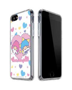 Little Twin Stars Hearts iPhone SE Clear Case