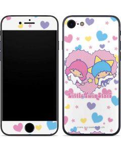 Little Twin Stars Hearts iPhone SE Skin
