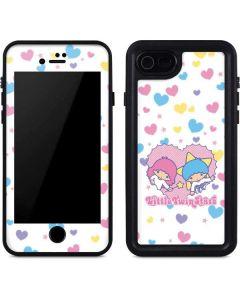 Little Twin Stars Hearts iPhone SE Waterproof Case